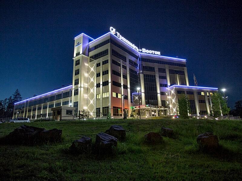 Транснефт - Административна сграда